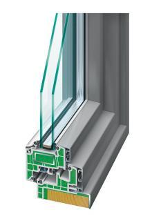 perfecta Fenster - Aktuelles - Vergleich Fensterrahmen