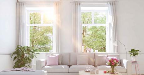 perfecta Wärmeschutzverglasung bei Fenstern