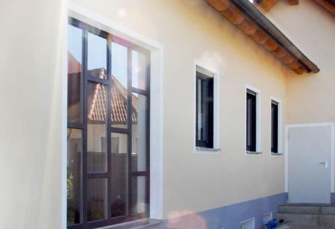 Referenzen Fenster