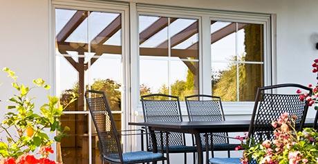 Qualitativ hochwertige Fenster