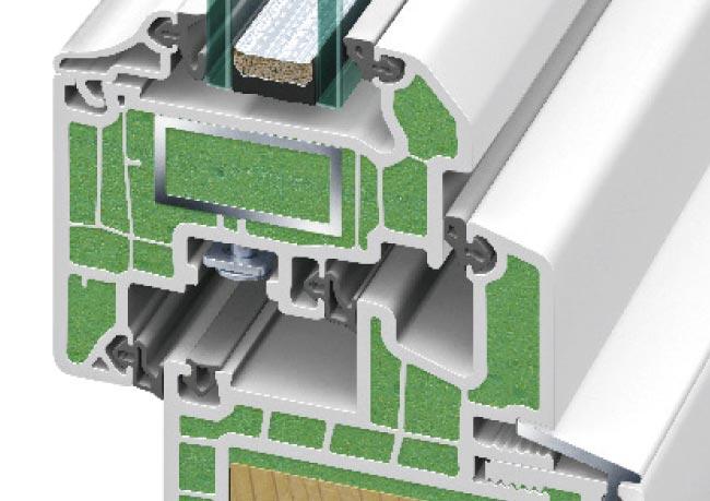 Spezial-Rahmen Balkon und Terrasse