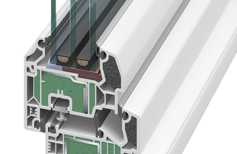 Schallschutz Fenster Thermo Rahmen