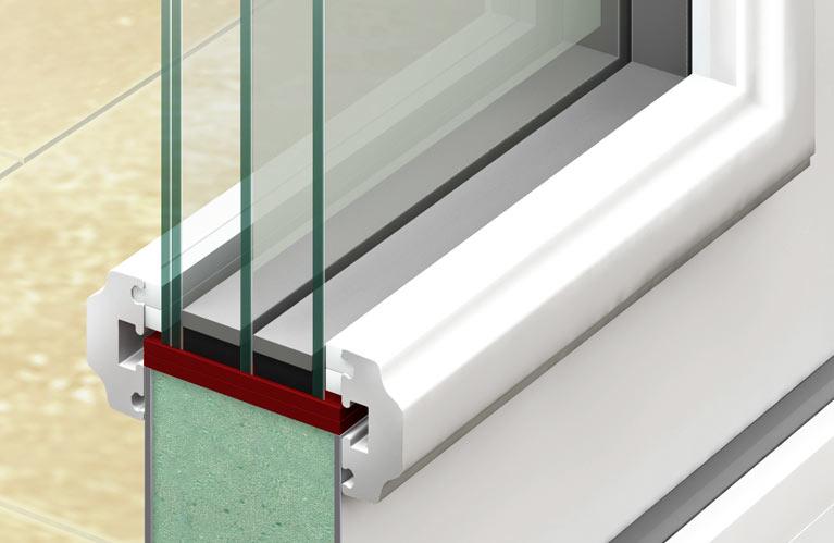 Sicherheitsverglasung Haustüren