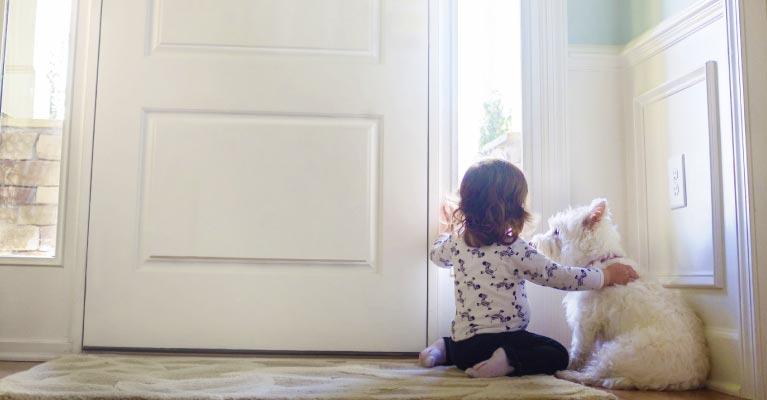 perfecta Fenster & Türen bieten Sicherheit und Geborgenheit für Ihre ganze Familie