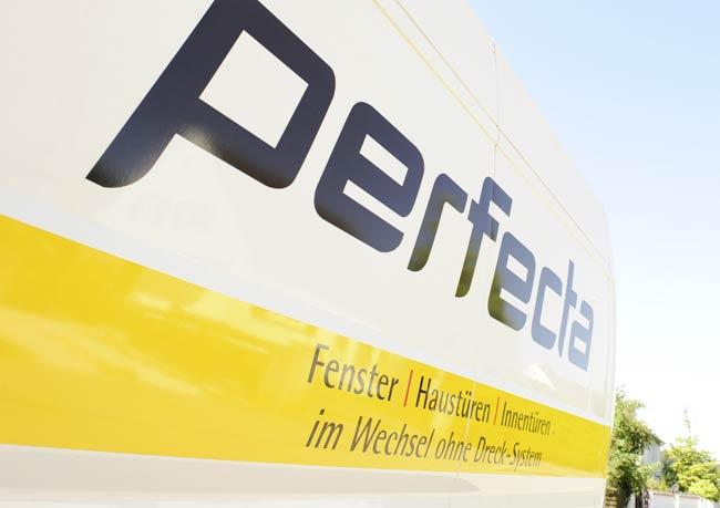 Perfecta Türen: erhalten Sie bei uns alles aus einer Hand: Beratung, Verkauf, Aufmaß, Fertigung und Montage.