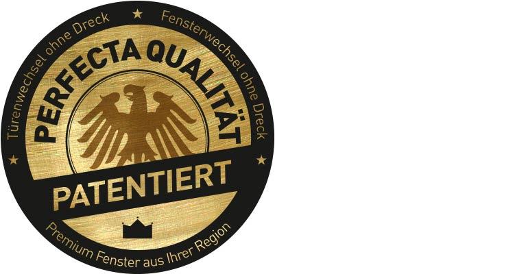 perfecta Qualität patentiert